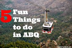 5 Fun Things to Do in Albuquerque, NM
