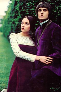 Olivia Hussey and Leonard Whiting, Romeo and Juliet.