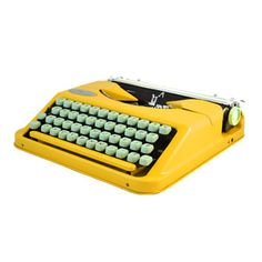 Custom 1949 Hermes Yellow, $548, now featured on Fab.