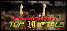 Lionel Messi ● 2014 Yılı En İyi 10 Golü