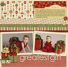 greatest gift - Scrapbook.com