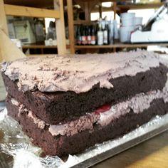 Chocolate Cake by J & J Graham