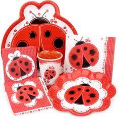 ladybug birthday in a box