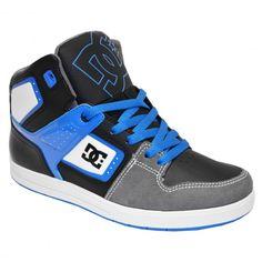 DC Shoes Destroyer High SE Kids skate shoes éclairage de nuit  phosphorescent 65€  shoe a16d55fc99d