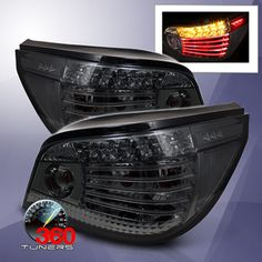 BMW E60 5-series LED Tail Lights