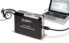 ION Audio Tape Express