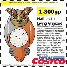 Fantasy Costco where all your dreams come true! Got a deal for you! Im drawing my way through the catalogue of Fantasy Costco items Dungeons And Dragons Homebrew, D&d Dungeons And Dragons, Mazes And Monsters, Fantasy Costco, Dragon Rpg, Dnd 5e Homebrew, The Adventure Zone, Tabletop Rpg, Tabletop Games