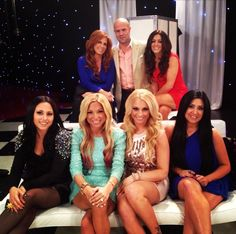 Jerseylicious.  Love this show..