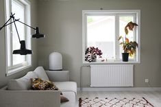 NEW LIVINGROOM - MAIJU SAW Living Room Windows, Color Inspiration, Entryway, Furniture, Homes, Colour, Home Decor, Entrance, Color