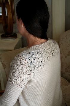 Ravelry: Fleur cardi pattern by Svetlana Volkova