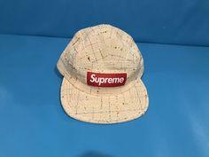 db4a6faa612 SUPREME Boucle Camp Cap Tan Box Logo - Cotton Blend Supreme Hat Brand   fashion  clothing  shoes  accessories  mensaccessories  hats (ebay link)