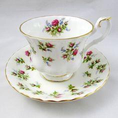 China Cups And Saucers, China Tea Cups, Tea Cup Set, Tea Cup Saucer, Silver Tea Set, Tea Service, Tea Accessories, Bone China, Tea Pots