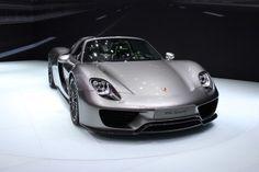Porsche Confirms 6:57 Nürburgring Lap Time For 918 Spyder: 2013 Frankfurt Auto Show