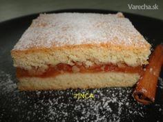 Jablkové pité (fotorecept) - Recept Banana Bread, Sandwiches, Sweets, Recipes, Basket, Apple Cakes, Gummi Candy, Candy, Recipies