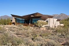 Redding Residence in Scottsdale by Kendle Design Cooperative