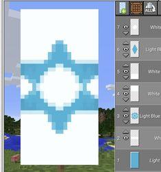 Minecraft House Designs, Minecraft Creations, Minecraft Projects, Minecraft Crafts, Minecraft Furniture, Minecraft Banner Patterns, Cool Minecraft Banners, Minecraft Decorations, Minecraft Architecture