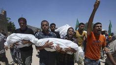Gaza: '100 Palestinians Killed In One Day'