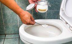Natürlicher WC-Reiniger