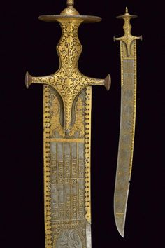 Indian sossun patta sword.