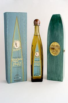 1942 Don Julio anejo tequila.