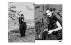Simona Antonovic make-up / CHARLIE design