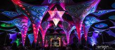 psychedelic night boom festival - Google Search