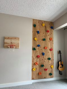 You Have to See this Indoor Climbing Wall