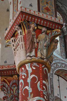 Saint-Austremoine Issoire (Auvergne)