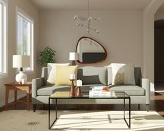 Lovely Contemporary Living Room Design Ideas