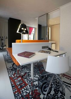 Mama Shelter Istanbul by Philippe Starck   HomeDSGN, a daily source for inspiration and fresh ideas on interior design and home decoration.