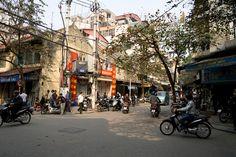 Un coin de vieux quartier Hanoi (Photo: LT Photo)