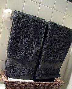 Skull Towels