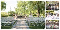Colorado Wedding Venue, Littleton Wedding Venue, Hudson Gardens, Monet's Place, Pink and Grey Palette  http://www.raynamcginnisphotography.com/hudson-gardens-wedding-photographer-morgan-adam/