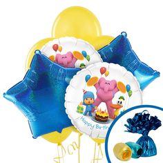 Pocoyo Balloon Bouquet, 94942