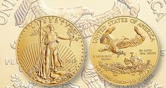 Uncirculated gold American Eagle making debut  #bullion #bullioncoins #coins #coincollecting #preciousmetals #bullioncoin #collectiblecoins #gold #goldcoin #goldcoins #goldbullion Bullion Coins, Gold Bullion, Gold Eagle Coins, Gold Coins, Gold American Eagle, Coin Collecting, Precious Metals, Mint, Personalized Items