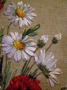 Gallery.ru / Фото #117 - Моя вышивка лентами 2 - Valehcia