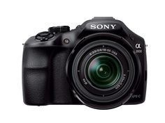 Introducing the new Sony a3000. DSLR capabilities in an easy-to-use body.