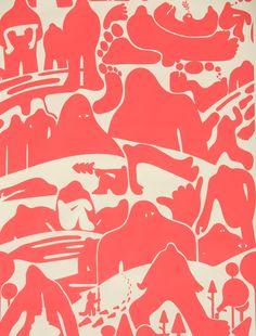 Geoff McFetridge wallpaper