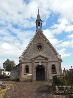 Chapelle Sainte-Anne de Saint-Fargeau - Bourgogne