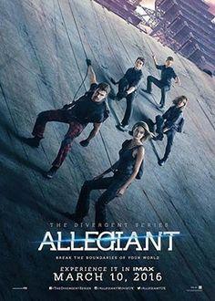Divergent Series: Allegiant torrent download full movie