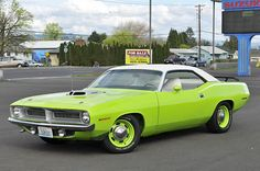1970 Plymouth Cuda Grand Coupe