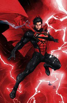 Superman earth 2 brutaal