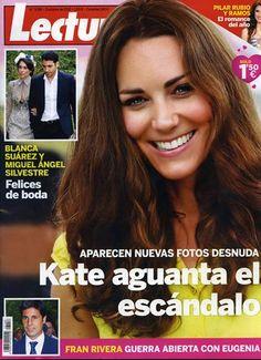 """Revistas del Corazón: Las portadas de la semana - Jueves, 27 de septiembre > """"Lecturas"""""""