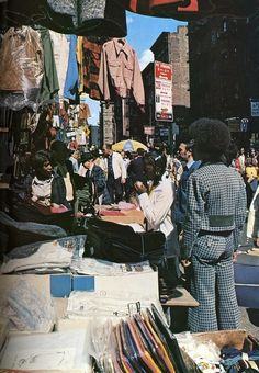fuckyeahvintage-retro:    1970s New York City