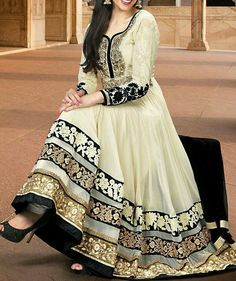 Anarkali Bridal Salwar Kameez Designer Indian Dress Bollywood ethnic party 127 #Unbranded #SalwarKameez