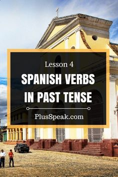 Lesson Spanish verb conjugation in Past Tense. Learn Spanish free, fast, for beginners, for adults. Spanish language grammar lessons, hints tips Learn Spanish Free, Spanish Lessons For Kids, Learning Spanish For Kids, Learn To Speak Spanish, Spanish Basics, Spanish Language Learning, Teaching Spanish, Spanish Classroom, Spanish Projects