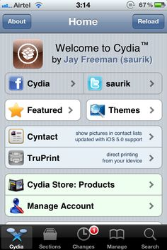 27 Best Cydia Tweaks images in 2017 | Android, Animation