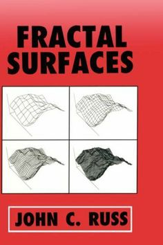Fractal Surfaces by John C. Russ. $141.15