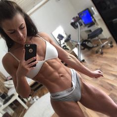 Fit Woman: @missylari_ #FemaleMuscle #GirlsWithMuscle #LuvFIT #LuvTheFlex #BecauseABSmatter #BecausePecsMatter #BecauseCurvesMatter #BecauseGlutesMatter Check out all of my...
