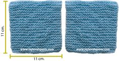 Zapatitos de bebe de dos cuadrados tejidos - Tejiendo Perú Baby Booties Free Pattern, Baby Shoes Pattern, Knit Baby Booties, Crochet Baby Shoes, Knit Crochet, Crochet Hats, Easy Crochet Hat Patterns, Baby Knitting Patterns, Knitting Socks